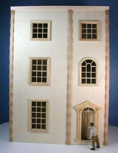 Quick Build Display Projects For Dollhouse Miniatures Or Dioramas