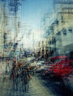 Cities - Stephanie Jung