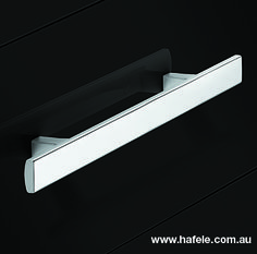 Häfele creates it's furniture handle collection: designs and finished for every taste Furniture Handles, Cabinet Makers, Industrial Furniture, Hardware, Doors, Architecture, Kitchen, Collection, Design