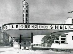 BERLIN 1929 | Architektur. Holtzendorff-Garage, Heilbronner Straße, Halensee ... als Kind zig-Mal vorbeigegangen - Denkmal geschützt. Seit 2015 wird's restauriert und wird ein Café