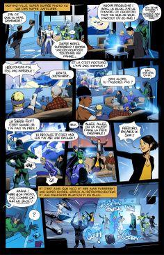 épisode 9 (tous à bloc) Voyez les choses en grand avec vos nouveaux super pouvoirs ! Découvrez-les en BD sur http://superpouvoirs.orange.fr
