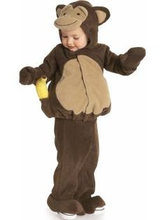 Monkey Costume for Owen this Halloween?