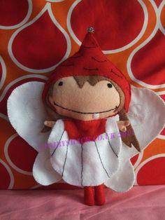 Jasmine the tooth fairy!