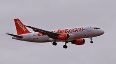 Canary Islands Spotting....Spotter: G-EZUR    easyJet        Airbus A320-214     LPA/G...