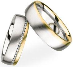 bol.com | Schitterende Ringen voor hem en haar - Prijs is set van 2 stuks | jewellery...