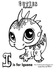 find this pin and more on color quirky artist loft cuties free animal coloring pages - Free Animal Coloring Sheets