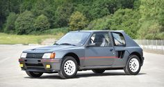 Dieser Peugeot 205 T16 hat die Gruppe B im Blut   Classic Driver Magazine