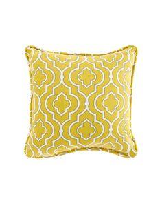"Decorative Pillow 17"", Main View"