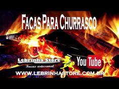 Lebrinha Store | Facas Artesanal: FACAS PARA CHURRASCO | CUTELARIA ARTESANAL | O MEL...