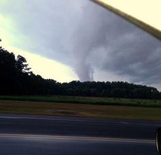 Not a tornado.