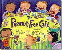 2 great books that explain Peanut and Nut Allergies to kids
