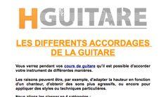 C'est le retour des Conseils et Astuces pour guitaristes. Deux articles sur le thème de l'accordage.