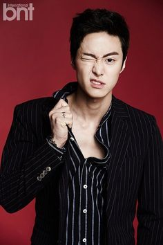 Gong Myung talks about being envious of fellow 5urprise bandmate Seo Kang Jun   allkpop.com