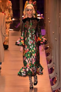 Gucci | Ready-to-Wear - Autumn 2017 | Look 8