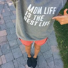 Mom Life is The Best Life Tee - Click to get yours!