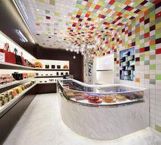 Macarons & Chocolats Pierre Hermé Paris ifc mall | Wonderwall