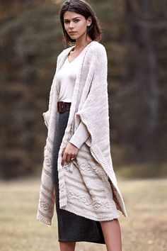 Rhonwen Cardigan - anyone know where I can get a knitting pattern for this?