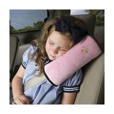 Seat Belt Pillow, Caden really needs this!