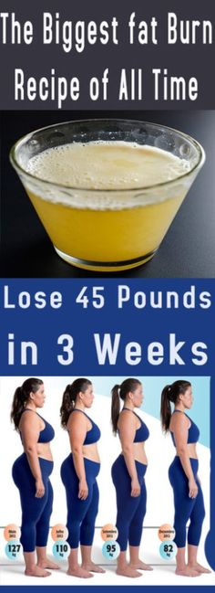 Lose 45 Pounds in 3 Weeks #health #fitness #weightloss #fat #diy #drink #smoothie