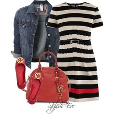 Stylish Eve 2013 Outfits- Fall into Michael Kors Accessories_07