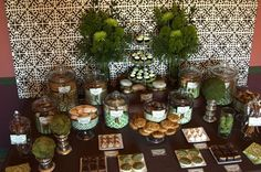 forest decorations party - Google Search