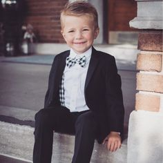 Ring bearer outfit @appaman