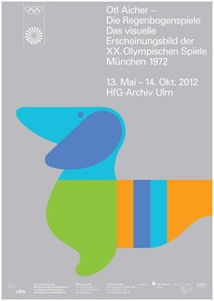 an old favorite - Otl Aicher