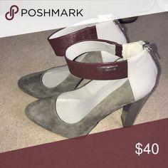 Calvin Klein heels size 8.5 Calvin Klein heels size 8.5 Calvin Klein Shoes