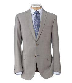 Joseph Slim Fit 2-Button Suit with Plain Front Trousers CLEARANCE