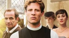 Grantchester: Masterpiece Theater, Classic and Contemporary.  My new favorite show next to Downton Abbey!
