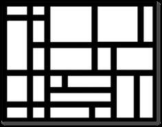 Mondrian                                                       … …