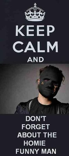 Funny Man of Hollywood Undead  submitted by dickbiscuits  Love it!