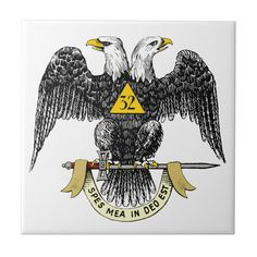 Masonic Tattoos, Illuminati Secrets, Famous Freemasons, Masonic Symbols, Ancient Symbols, Double Headed Eagle, Black Eagle, Heritage Museum, Eastern Star