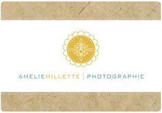 Custom Logo  -  PreDesigned PreMade Logo Design AMELIE