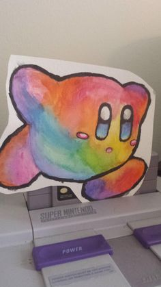 Water Color Kirby