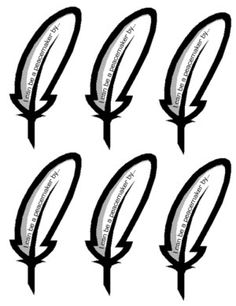 Primary 2 lesson 22 Peacemaker Feathers