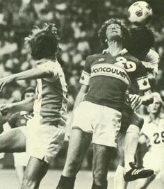 NASL Soccer North American Soccer League Players-Carl Shearer