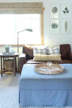 Meg Milam Home | The Living Room {Kind of} Reveal