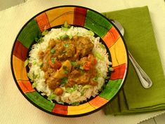Nibble Me This: Mafé - Beef Stew from Senegal