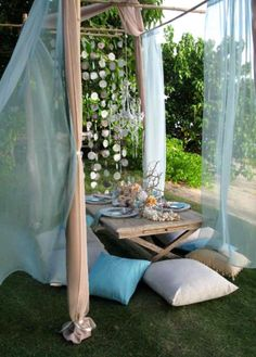 Party Decor Inspirations by Weddingbee