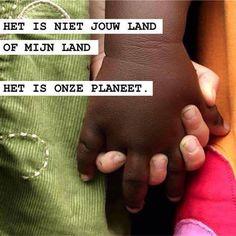 Het is onze planeet
