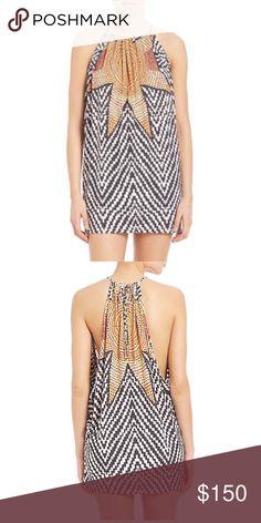 Mara Hoffman star basket mini dress NWT Mara Hoffman Dresses Mini