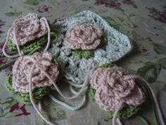 Prettying up the granny square - next on the to learn list!