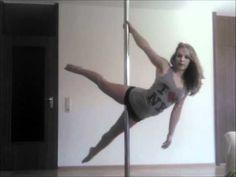 Pole Dance Tutorial: Flying V