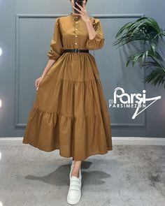 Cute Ponytail Hairstyles, Cute Ponytails, Fashion Blouses, Hijab Fashion, Iranian Women Fashion, Womens Fashion, Sewing Collars, Pakistani Dresses Casual, Hijab Styles