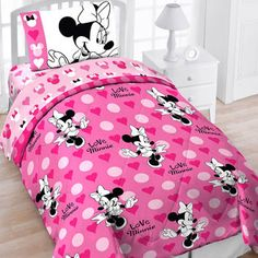 MINNIe mouse bedding - Google Search