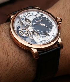 Bovet Recital 12 Watch Hands On: The Thinnest One Yet