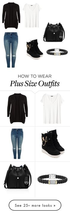 """""""My Style #3"""" by matthewdaya on Polyvore featuring MICHAEL Michael Kors and H&M"""
