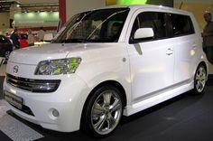 Daihatsu Materia Car HD Wallpaper