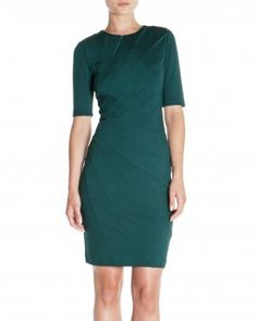 Seam detailed dress - CORIE - Ted Baker $275